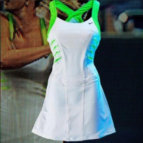 Nike Dresses & Skirts - 🎾EUC Nike Dri-fit tennis dress!🎾